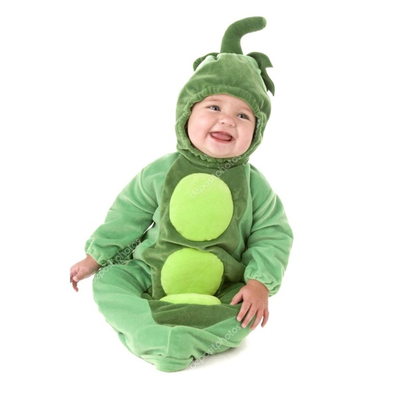 Baby Bunting Sweet Pea in a Pod Halloween Costume  sc 1 st  Poshmark & miniwear Costumes | Baby Bunting Sweet Pea In A Pod Halloween ...
